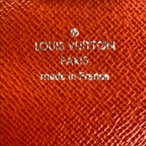 Louis Vuitton Bags - Louis Vuitton Wallet Orange Marie Rose EPI Wallet